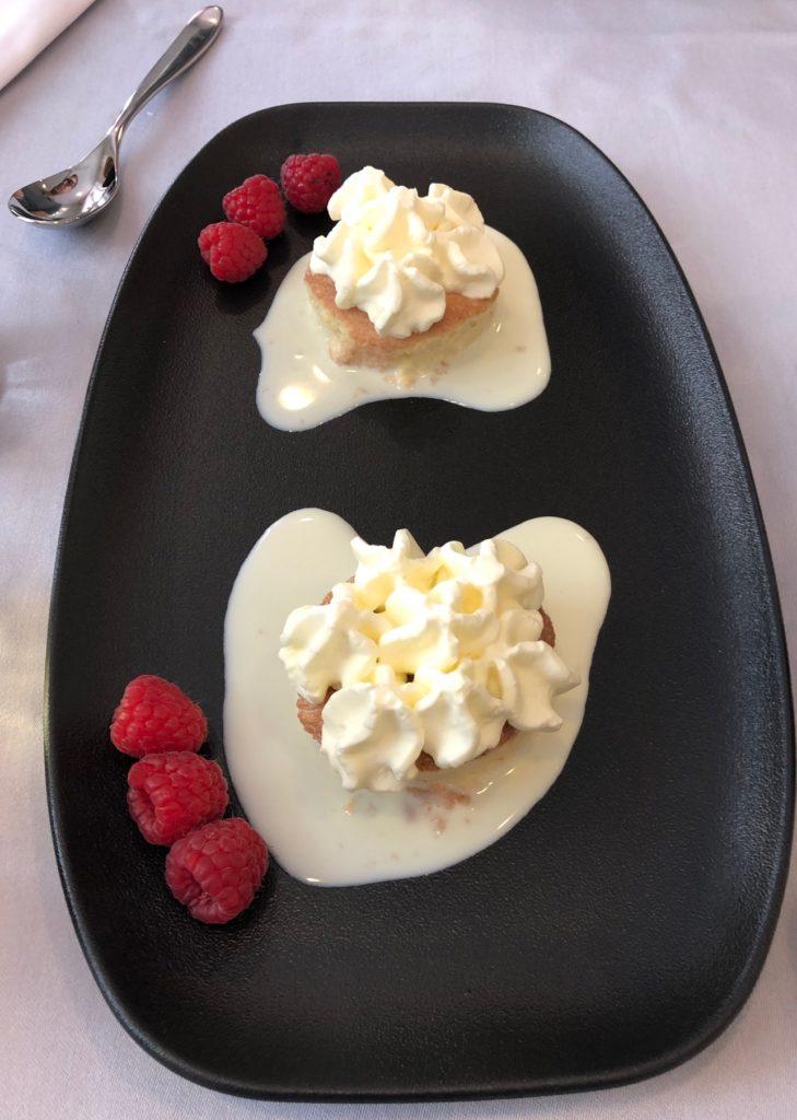Double Tres Leche, Restaurant Bel'Espérance, Genève